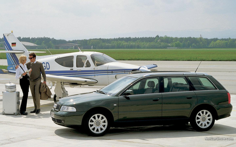 Audi A4 Avant 2001 39011769