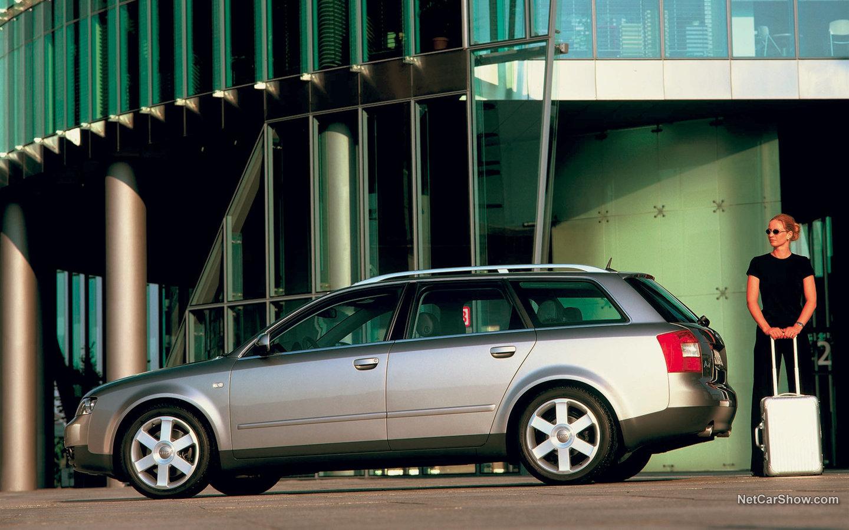 Audi A4 Avant 2001 4339a236