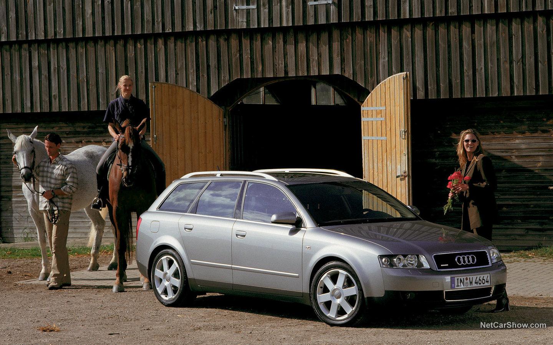 Audi A4 Avant 2001 44139808