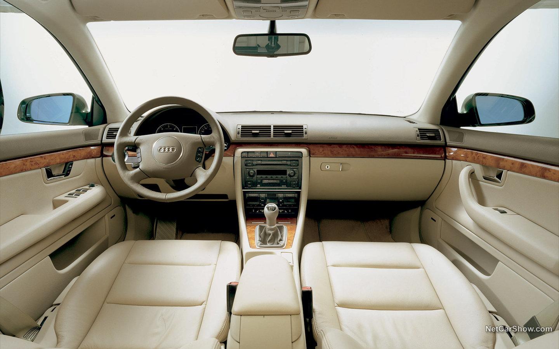 Audi A4 Avant 2001 452db749
