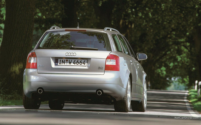 Audi A4 Avant 2001 471f0ce5