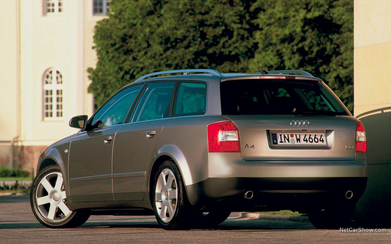 Audi A4 Avant 2001 5ee933cb
