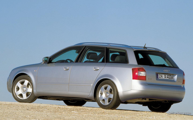 Audi A4 Avant 2001 6be2f999