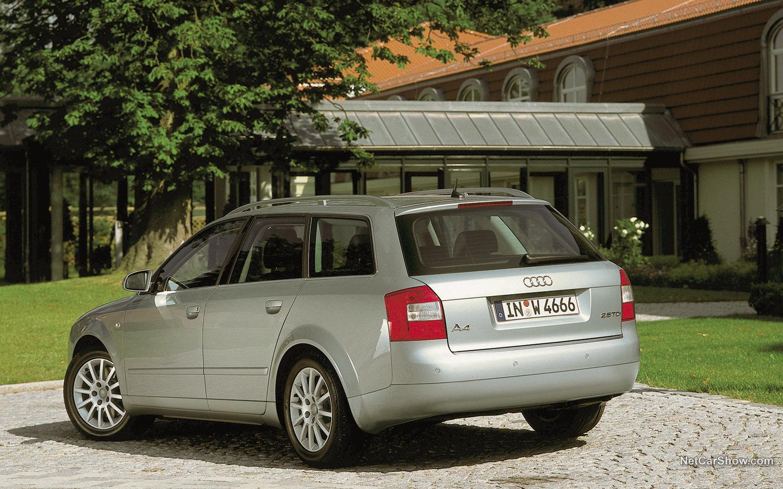 Audi A4 Avant 2001 6ca22fcb