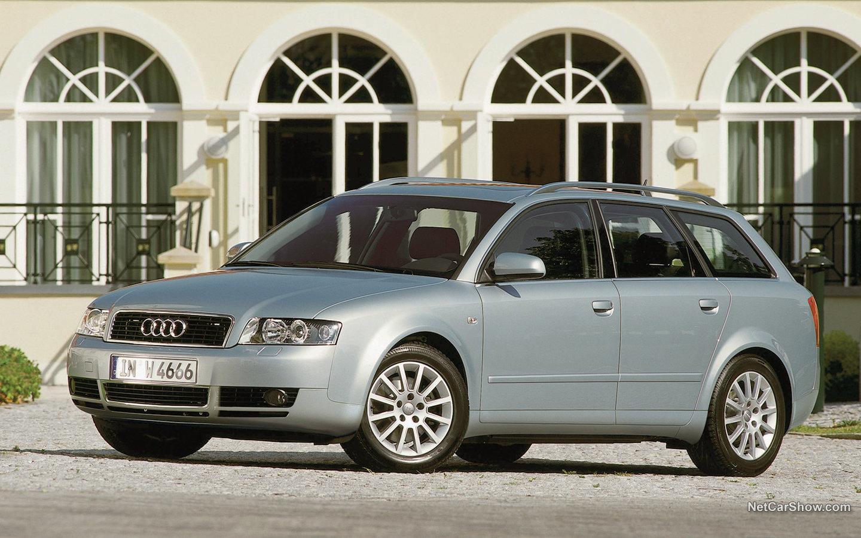 Audi A4 Avant 2001 763f9363