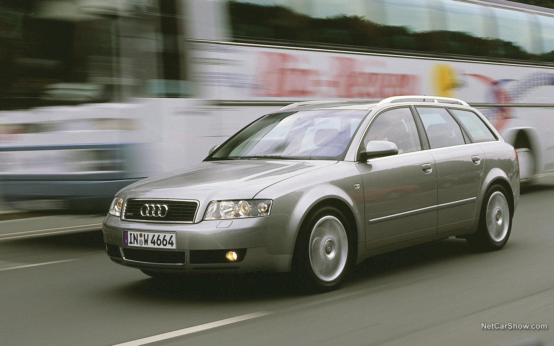Audi A4 Avant 2001 7cccf43e