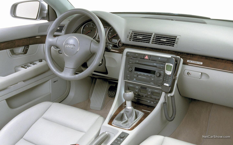Audi A4 Avant 2001 8239f86c