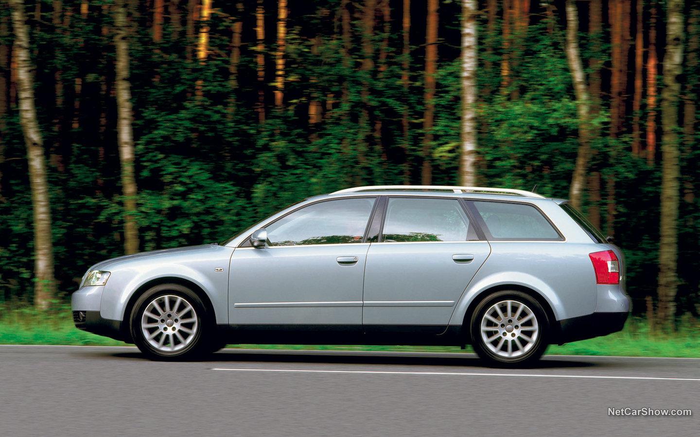 Audi A4 Avant 2001 8a4731ee