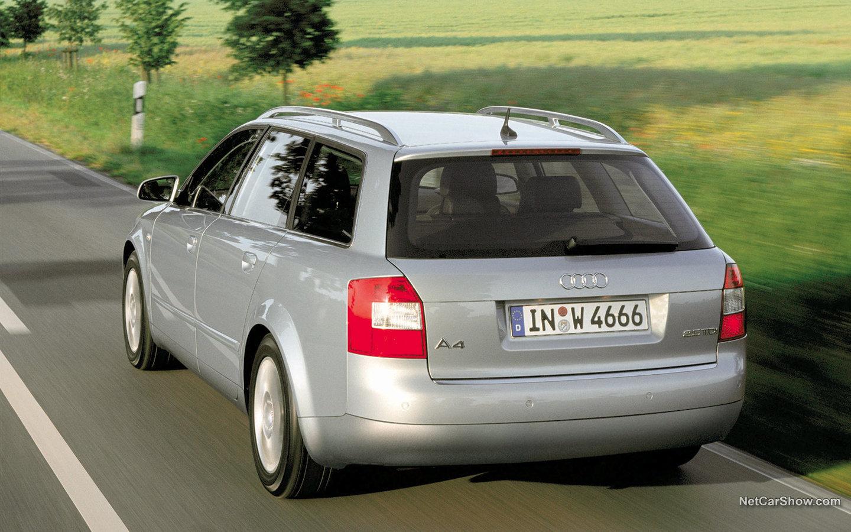 Audi A4 Avant 2001 c2e49301