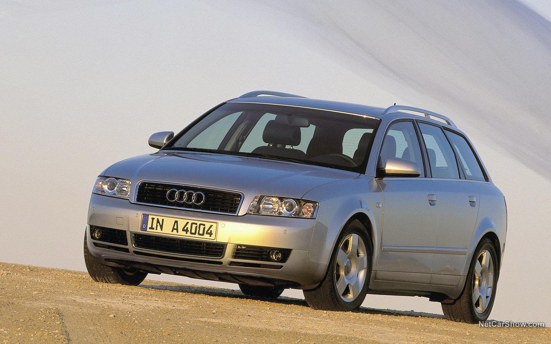 Audi A4 Avant 2001 d0bb5284