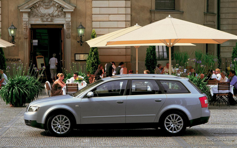 Audi A4 Avant 2001 db7bfe90
