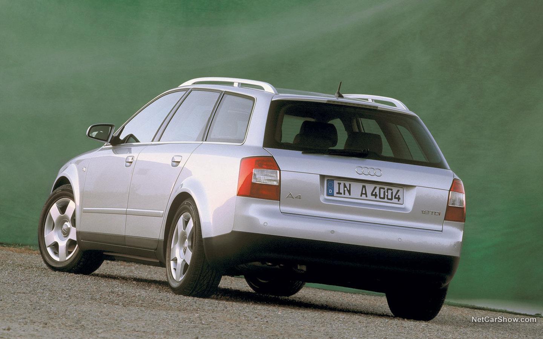 Audi A4 Avant 2001 dfff688d