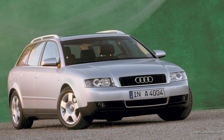 Audi A4 Avant 2001 ee7e4f70