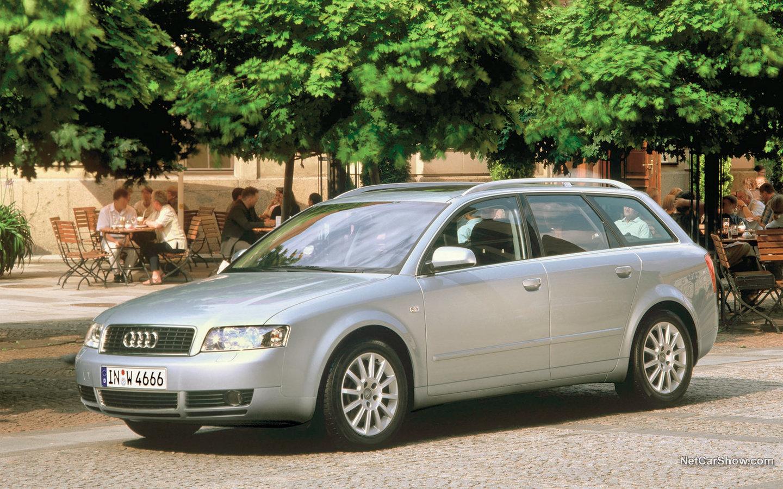 Audi A4 Avant 2002 3174c8cc