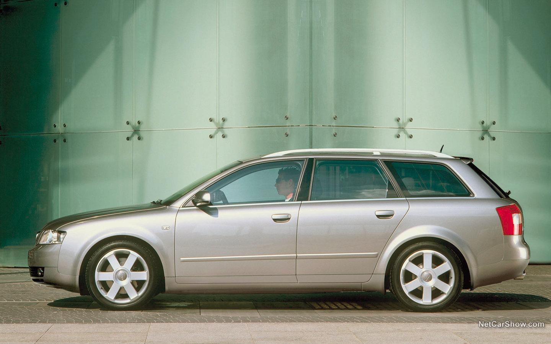 Audi A4 Avant 2002 6d874260