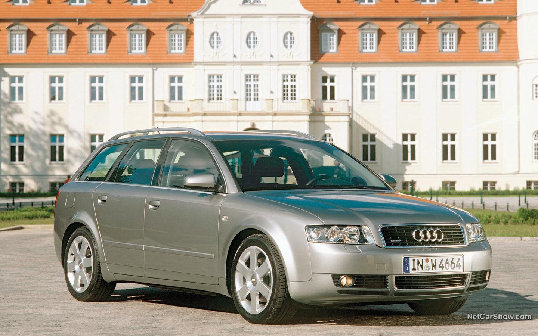 Audi A4 Avant 2002 a0337fe8