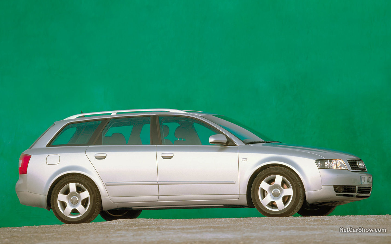 Audi A4 Avant 2002 b81ae761