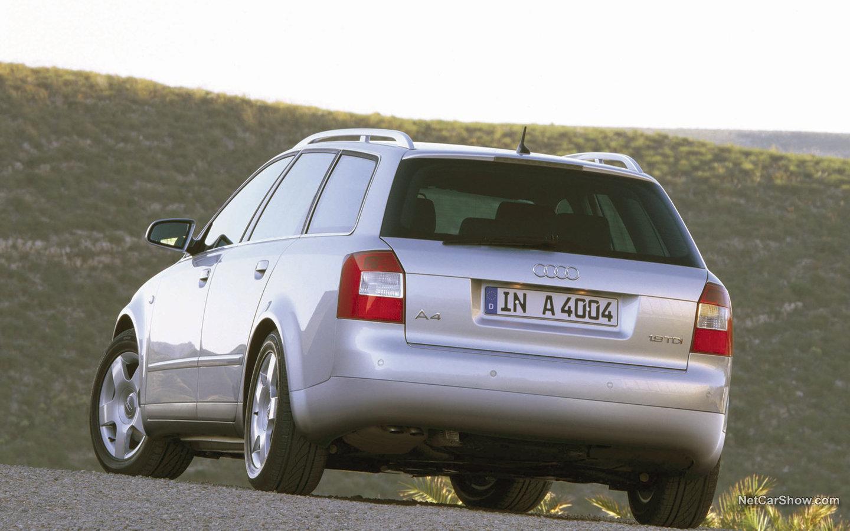 Audi A4 Avant 2002 fa7b3305