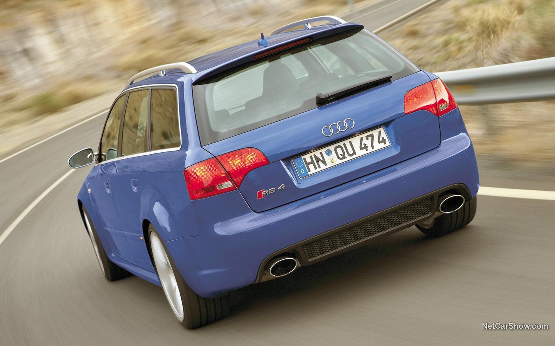 Audi A4 Avant RS4 2006 16d06f27
