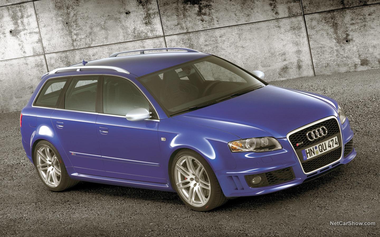 Audi A4 Avant RS4 2006 2f37bb09