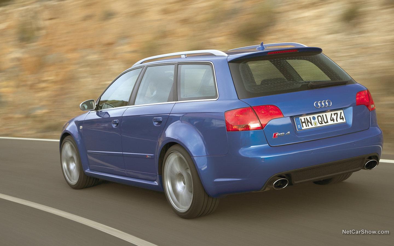 Audi A4 Avant RS4 2006 351ed740