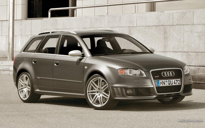 Audi A4 Avant RS4 2006 5336df86
