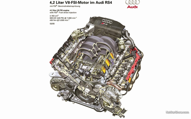 Audi A4 Avant RS4 2006 5bdeed3d