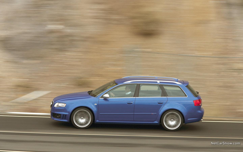 Audi A4 Avant RS4 2006 605ebce6