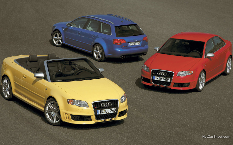 Audi A4 Avant RS4 2006 69b5ac82
