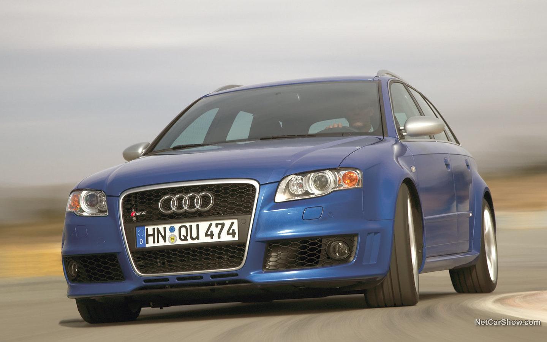 Audi A4 Avant RS4 2006 7dd44ffe