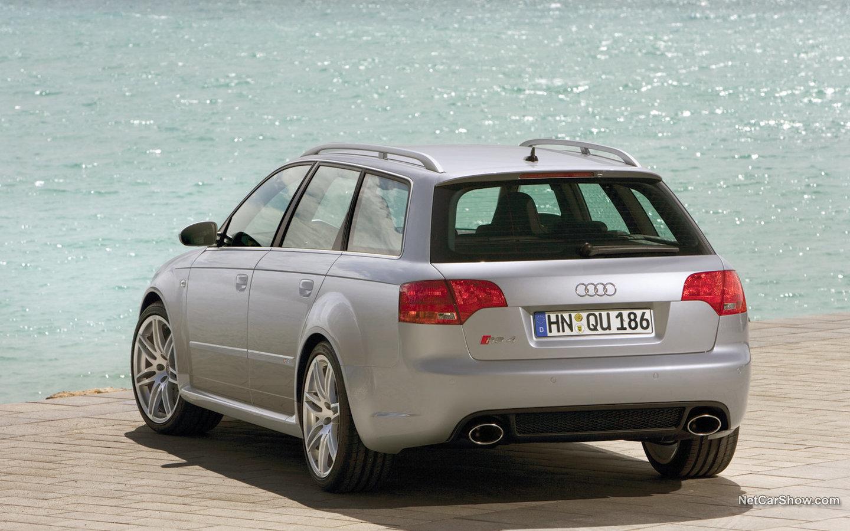 Audi A4 Avant RS4 2006 9be0bb57