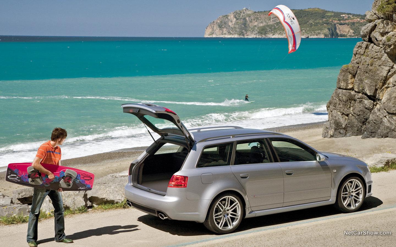 Audi A4 Avant RS4 2006 9f5d8031