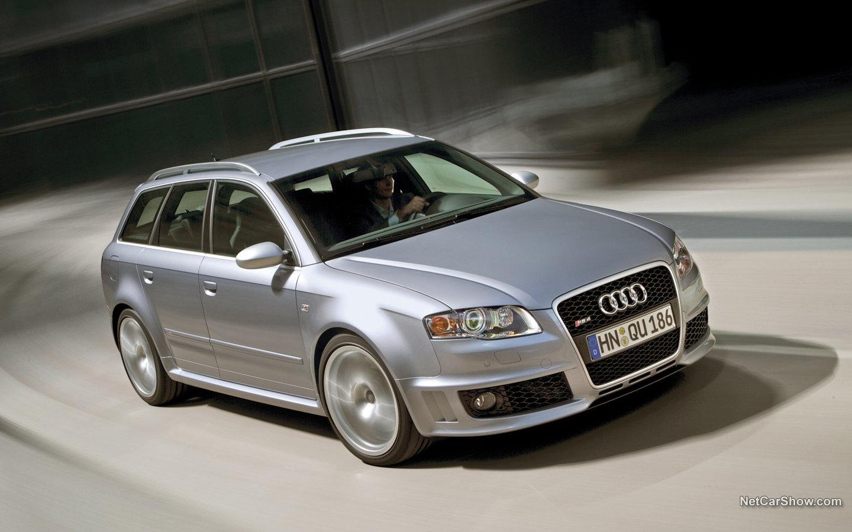 Audi A4 Avant RS4 2006 a3387083