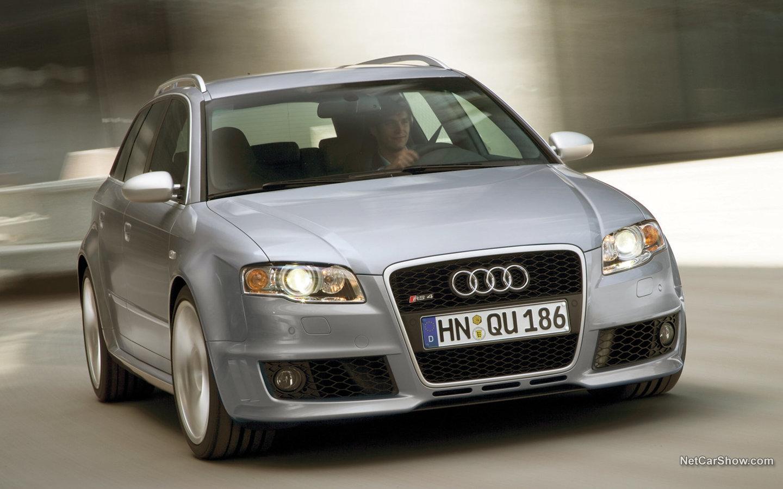 Audi A4 Avant RS4 2006 ce3115e6
