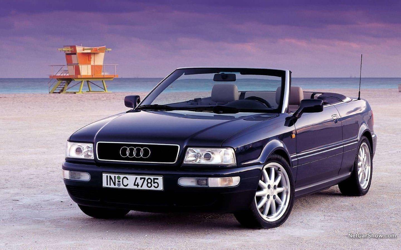 Audi A4 Cabriolet 1998 86d22dc6