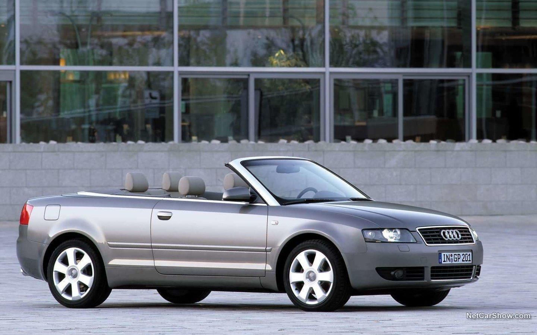 Audi A4 Cabriolet 1