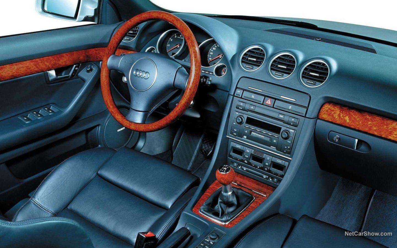 Audi A4 Cabriolet 2002 04be1ce3