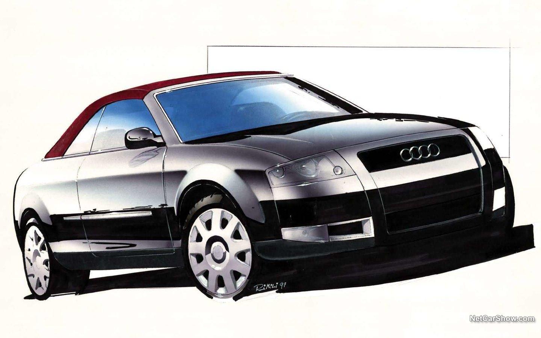 Audi A4 Cabriolet 2002 1e0c72ee