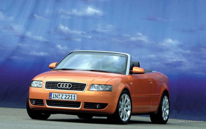 Audi A4 Cabriolet 2002 3eb82bab