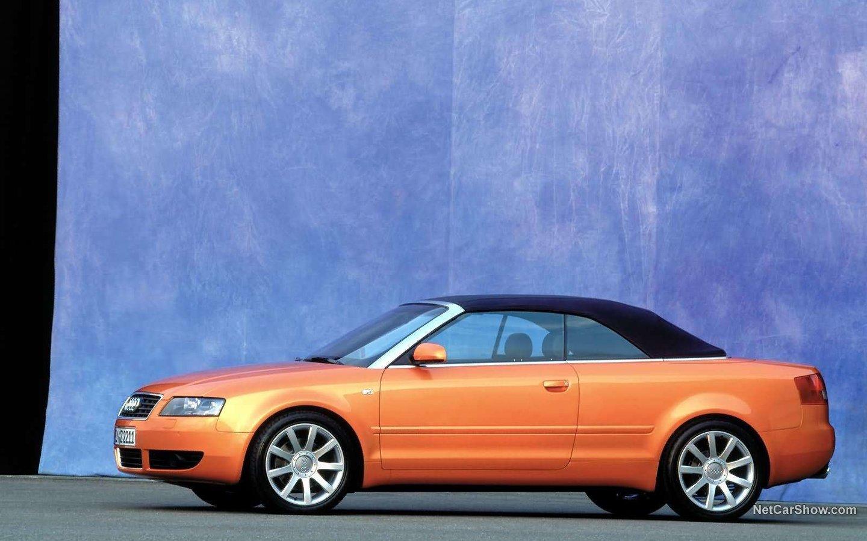 Audi A4 Cabriolet 2002 d22a2b1f