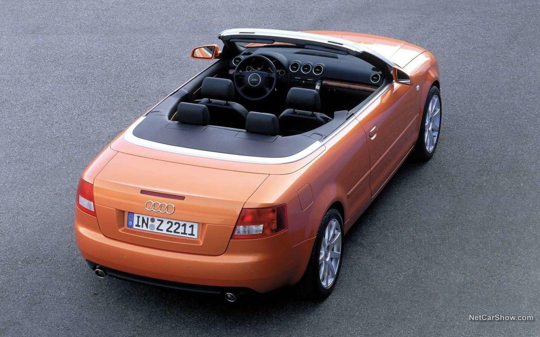 Audi A4 Cabriolet 2002 f18a4d51