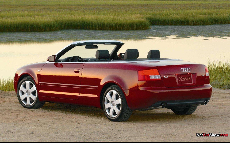 Audi A4 Cabriolet 2005 50454fdf