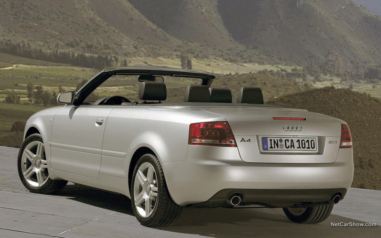 Audi A4 Cabriolet 2006 06f44ca5