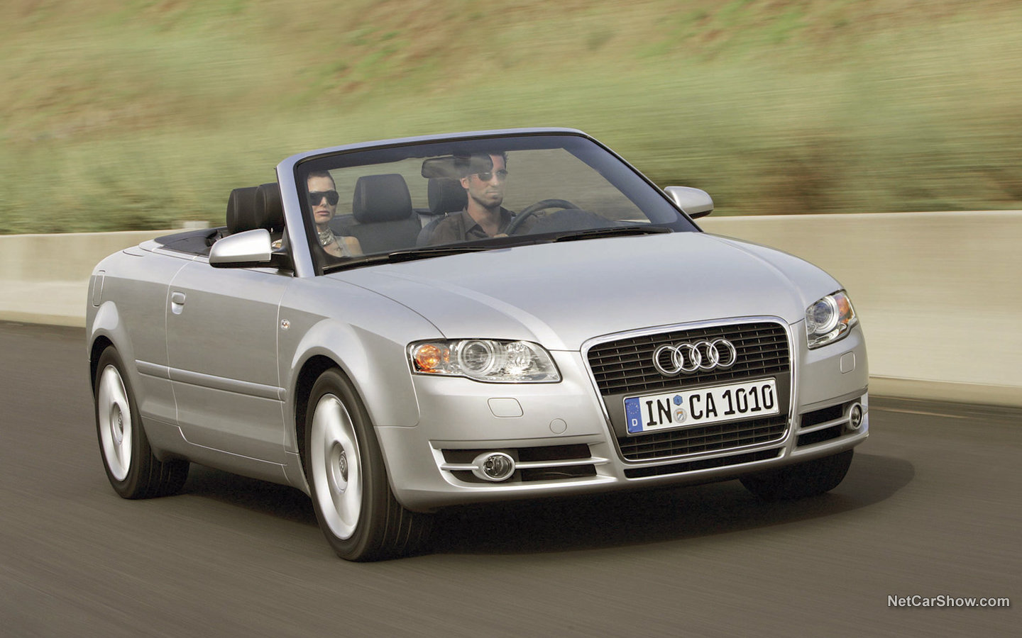 Audi A4 Cabriolet 2006 348fbb34