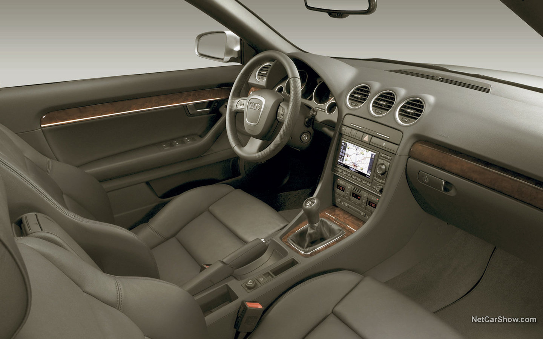 Audi A4 Cabriolet 2006 410f706d