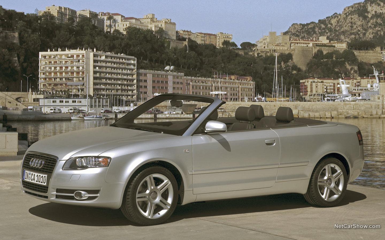 Audi A4 Cabriolet 2006 6d7c4c52