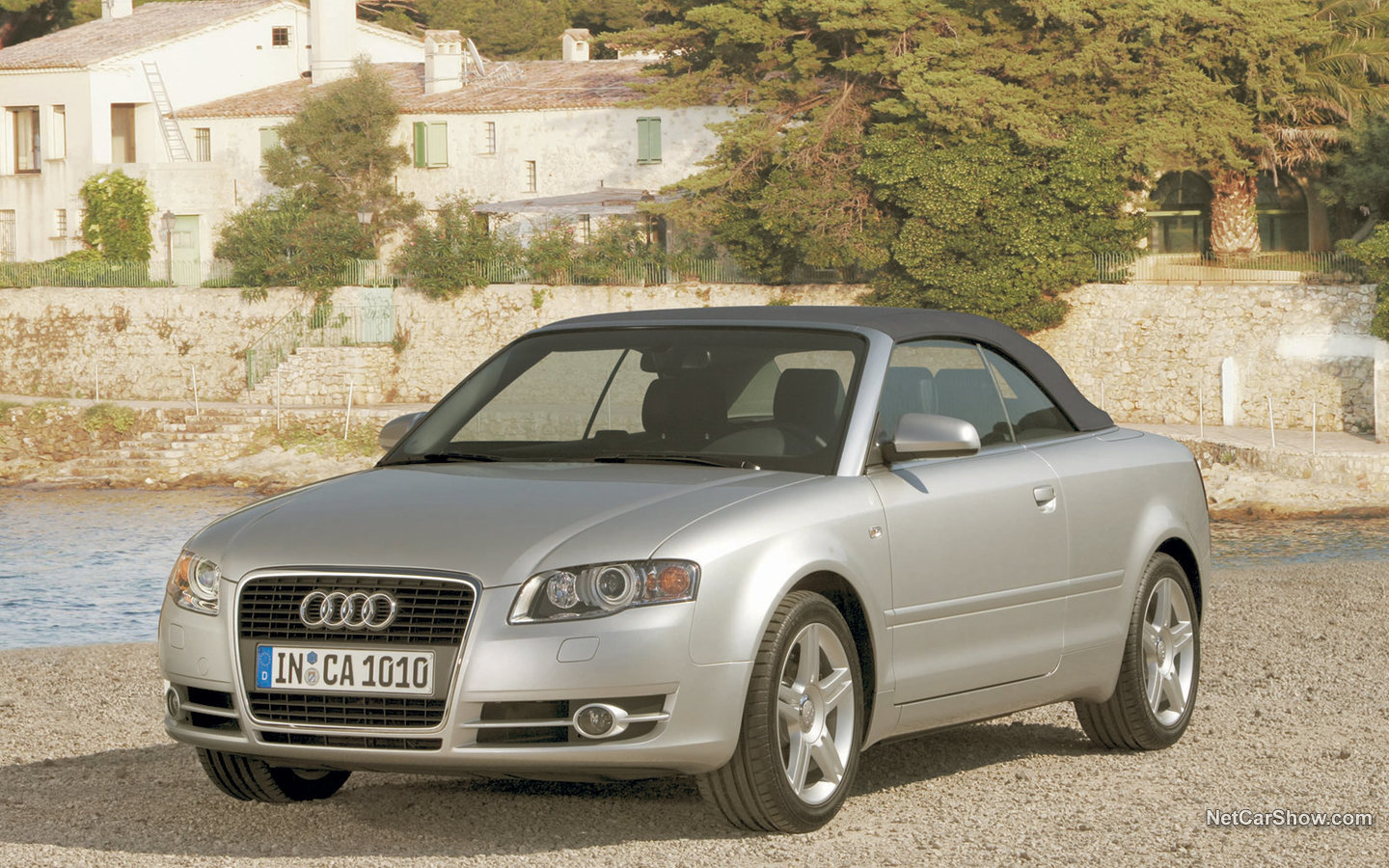 Audi A4 Cabriolet 2006 6f9be121