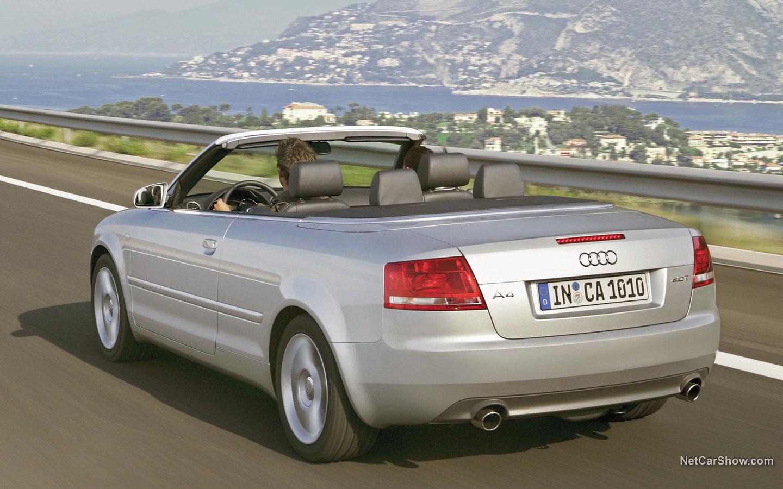 Audi A4 Cabriolet 2006 70f514ae