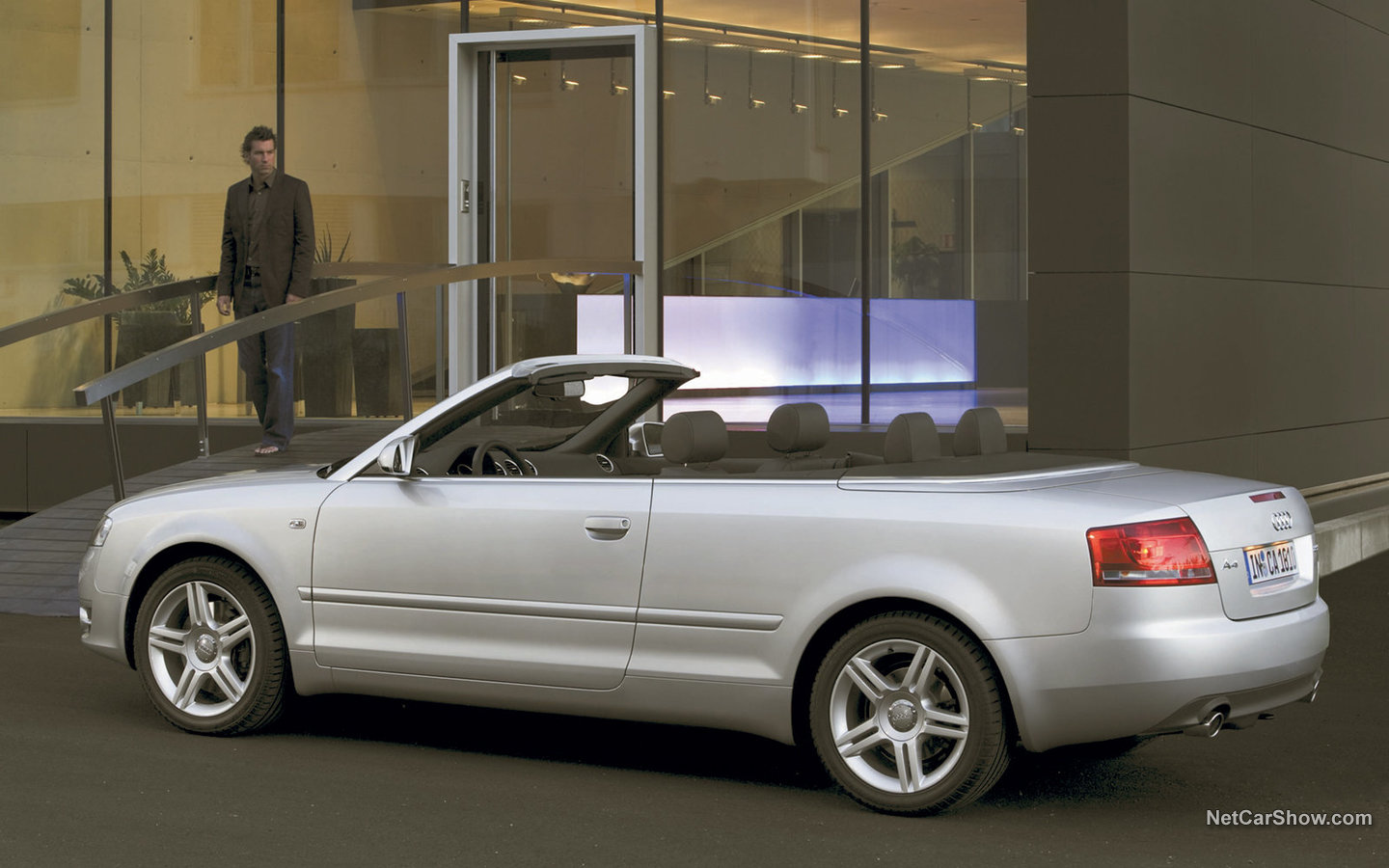 Audi A4 Cabriolet 2006 aabe02a9
