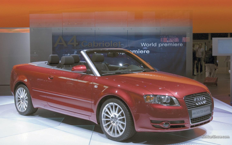Audi A4 Cabriolet 2006 bf3cf2b7